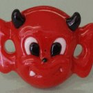 Billy Bob Lil Devil Red Paci Soother Binky