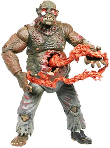 Attack of the Living Dead Series1 Earl Color Strain Phase II Mezco Zombie figure SLASHED 40%