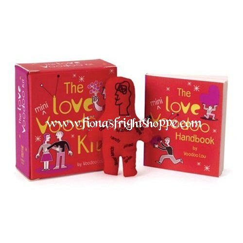 RED LIGHT SPECIAL!! Mini LOVE Voodoo Kit ! FREE SHIPPING