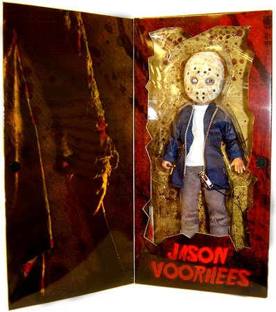Living Dead Dolls Present: Jason Voorhees 2009 MEZCO