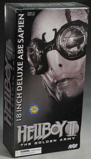 Abe Sapien 18 Inch Deluxe Mezco Exclusive Figure Hellboy II