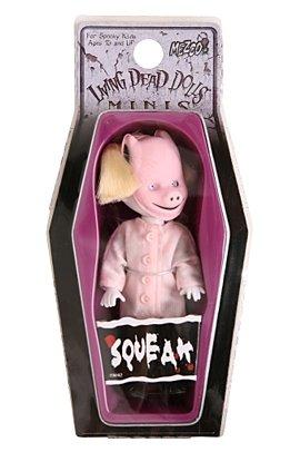 Mini Squeak Living Dead Dolls Mezco