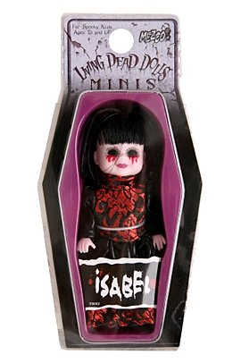 Mini Isabel Living Dead Dolls Mezco