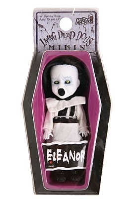 Mini Eleanor Living Dead Dolls Mezco