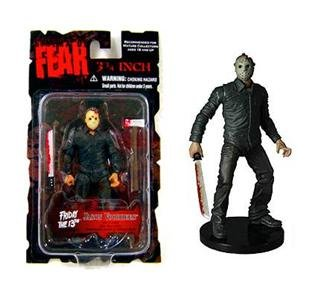 """Mezco 3.75"""" Jason Voorhees  Friday the 13th Figure"""