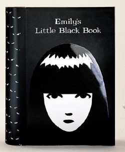Emily The Strange Little Black Book Phonebook