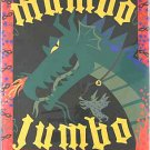Mumbo Jumbo The Creepy ABC Mchael Roberts Children's Alphabet Poem Monster Book.