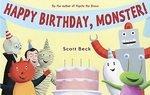 Happy Birthday, Monsters Scott Beck Book