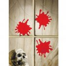 3D Blood SPLATS decorations 50% OFF