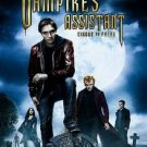 Vampire's Assistant: Cirque Du Freak DVD