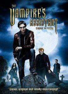 Vampire's Assistant: Cirque Du Freak DVD