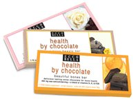 5 Ecco Bella Health By Chocolate Beautiful Bones Dark Chocolate Bars ! REDUCED PRICE!