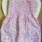 Custom Pink Princess Ballerina Sundress adjustable straps 3T / 4T