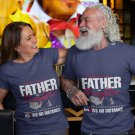 Love Between Father and Daughter Casual Shirt for Men and Women