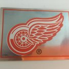 Detroit Red Wings 1995/96 PANINI Team Logo Foil Hockey Sticker Card # 185