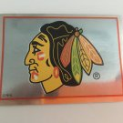Chicago Blackhawks 1995/96 PANINI Team Logo Foil Hockey Sticker Cards # 163