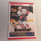Travis Hamonic 2011/12 Score Rookie and Traded Rookie RC New York Islanders  Hockey Card #618