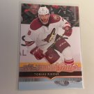Tobias Rieder 2014/15 Upperdeck Young Guns Pheonix Coyotes Rookie RC Hockey Card #455