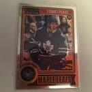 Stuart Percy 2009/10 O-Pee-Chee Platnium Toronto Maple Leafs Rookie RC Hockey Card # 156