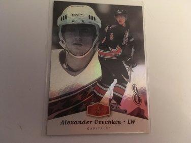 Alexander Ovechkin 2006/07 Flair Showcase Washington Capitals Upper Level INSERT Hockey Card #99