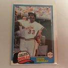 Eddie Murray 1981 O-Pee-Chee Baltimore Orioles Baseball Card # 39