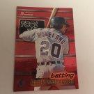 Chris Wakeland 2000 Bowman Detroit Tigers Tool Time INSERT Baseball Card # TT3