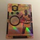 Magic Johnson 2010/11 LA Lakers Gold Mining INSERT Basketball Card # 5 Serial #'d /299