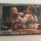 Miesha Tate 2014 Topps Woman's MMA UFC Card #42