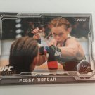 Peggy Morgan 2014 Topps Woman's MMA UFC Card #57
