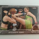 Jessamyn Duke 2014 Topps Woman's MMA UFC Card #19