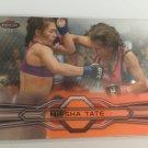 Miesha Tate 2013 Topps Finest Woman's MMA UFC Card #71