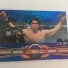 Chael Sonnen 2013 Topps Finest MMA UFC BLUE INSERT Card Serial #'d/188