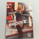 Dana Brooke 2016 Topps Woman's Diva Revolution WWE Wrestling Card #20
