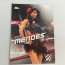 Rosa Mendes 2016 Topps Woman's Diva Revolution WWE Wrestling Card #32