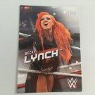 Becky Lynch 2016 Topps Woman's Diva Revolution WWE Wrestling Card #16