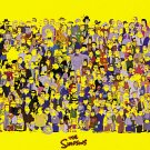 The Simpsons TV Show Poster