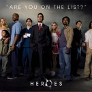Heroes Season 1 All Cast TV Show Poster