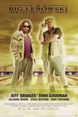 The Big Lebowski Movie Poster 2