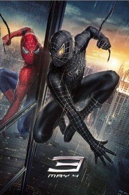 Spider-man 3 Movie Poster 2