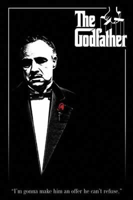 THE GODFATHER Movie Poster 2