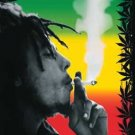 Bob Marley - when you smoke the herb it reveals you to yourself Poster