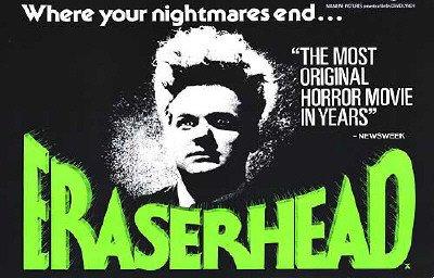 Eraserhead Movie Poster