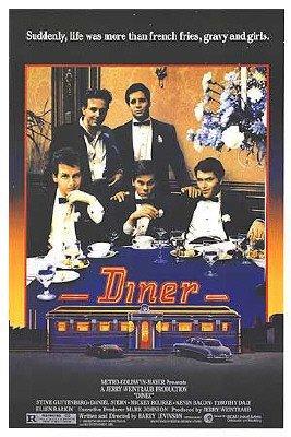 Diner Movie Poster