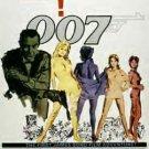 James Bond - Dr. No Movie Poster