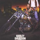 Harley Davidson & The Marlboro Man Movie Poster