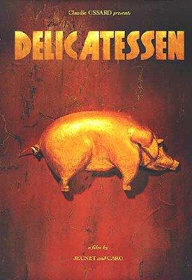Delicatessen Movie Poster