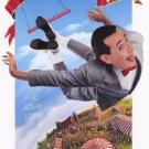 Big Top Pee Wee Movie Poster