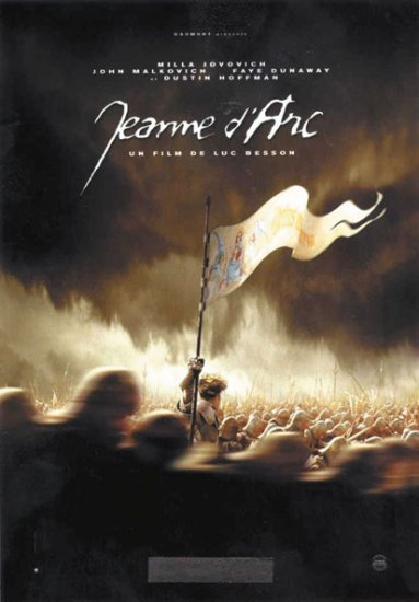 Jeanne D'Arc Movie Poster