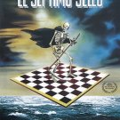 El Septimo Sello The Seventh Seal Movie Poster