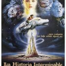 La Historia Interminable The Never Ending Story Movie Poster